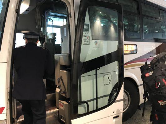 スノボ 夜行 バス